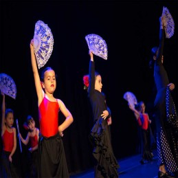 3º Flamenco 6-7 years