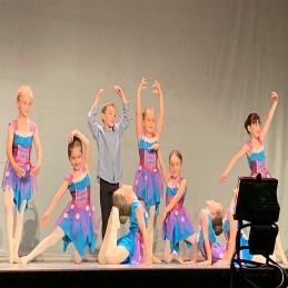1º Ballet clásico 4-5 años