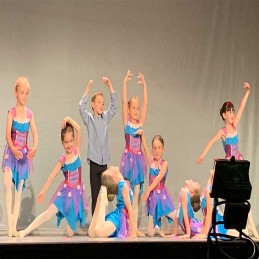 1st Classical Ballet 4-5 years