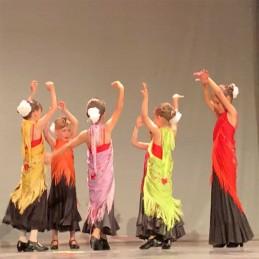 1º Flamenco 4-5 años