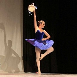 Classical Ballet training...