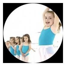 Escuela de Pre Danza y ballet clásico para niños, niñas de 2 años