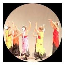 Flamenco ragazzi e ragazze