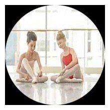 Training in Ballet, Dance or Musical theater for children and adolescents.