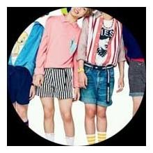 K-pop boys and girls